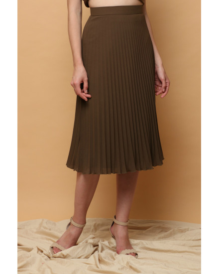 Gilda Pleated Skirt