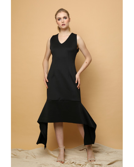 Alchemy Dress in Black