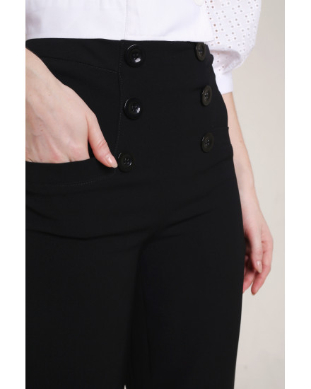 Journey Pants in Black