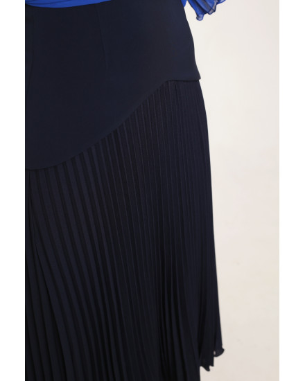 Constance Skirt in Navy