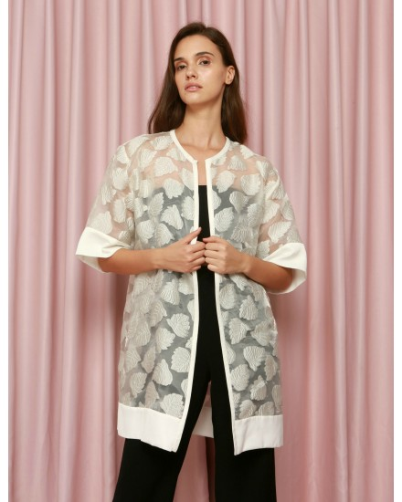Oasis Outer in White