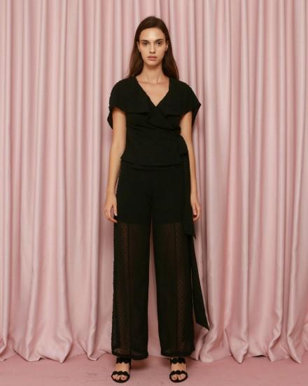 Virtue Pants in Black