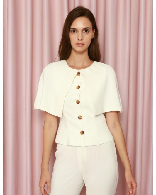 Elysian Top in White