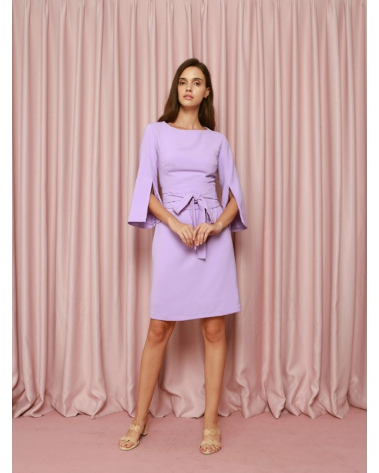 Serendipity Dress in Lavender