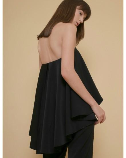 The Grace Jumpsuit in Black