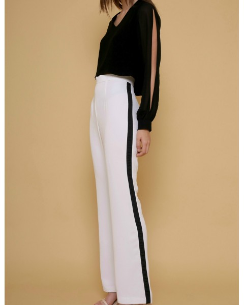 Chari Pants in White
