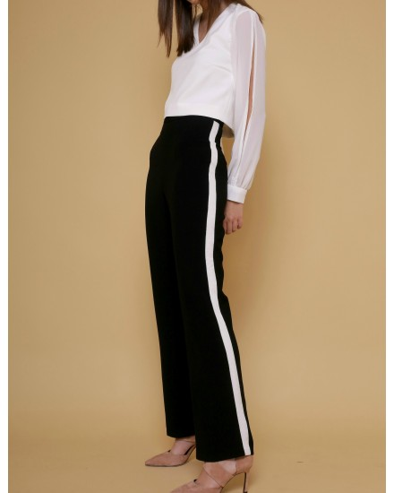 Chari Pants in Black